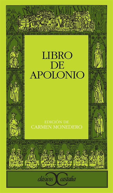 libro libro de apolonio letras comprar libro libro de apolonio clasicos 157