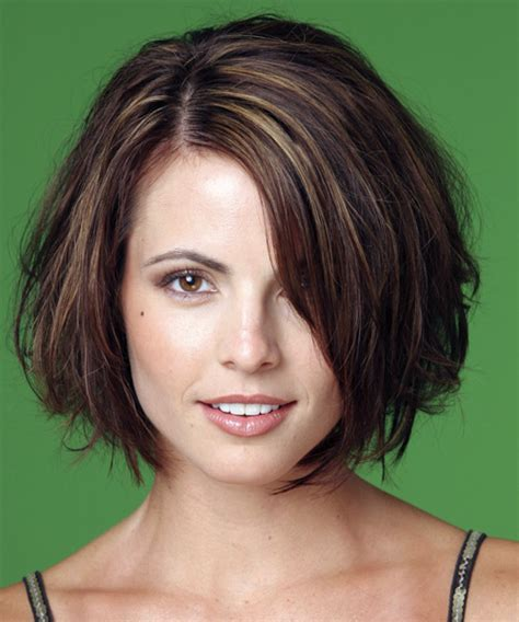 medium haircuts bob medium casual hairstyle