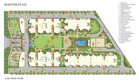 layout master plan residential projects in noida residential projects in