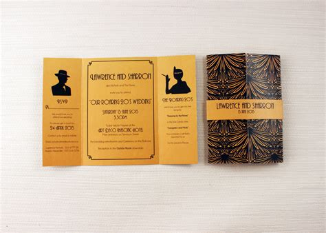 deco wedding invitation decolectable deco wedding invitations be my guest
