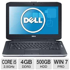 Laptop Dell Latitude E5430 I5 dell latitude e5430 notebook pc 3rd generation intel i5 3210m 2 5ghz 4gb ddr3 500gb hdd