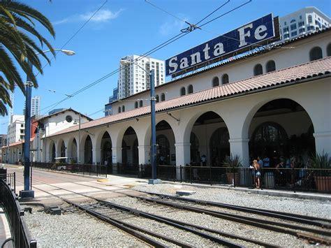 Depot Bilder by Santa Fe Depot San Diego