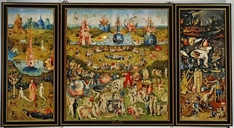 Garden Of Earthly Delights by Through Time A Global View Up Garden Of