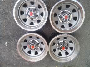Ford Truck Wheels Ford F150 Bronco Rally Wheels 15 X 8 Quot W Trim Rings