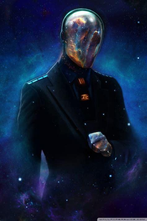 galaxy man  hd desktop wallpaper   ultra hd tv