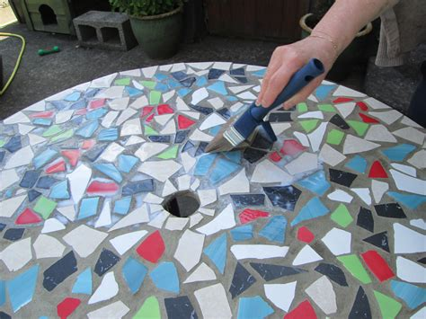 how to a mosaic table top how to design mosaic table top with ceramic tiles mosaics