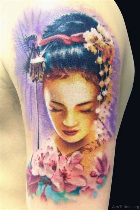 tattoo geisha arm 52 mind blowing geisha tattoos for arm