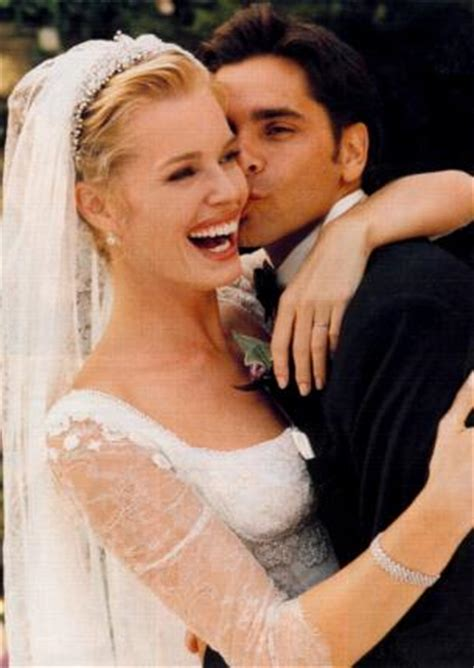 john stamos with wives wedding roundup 187 blog archive rebecca romijn and john