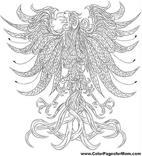 grown up coloring pages mythical creature coloring pages