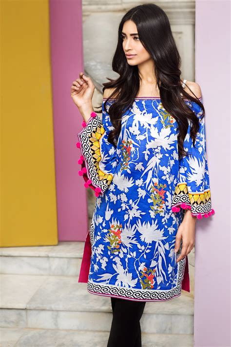 design dress lawn latest fashion pakistan latest summer lawn dresses design