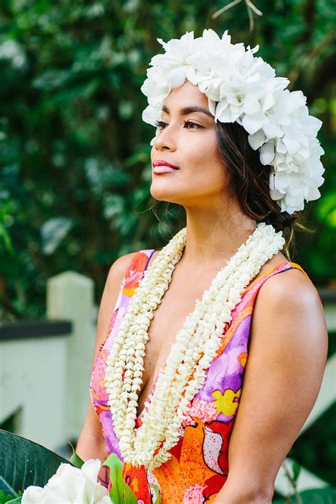 hawaii hairdos 71 best polynesian beauty island girls images on