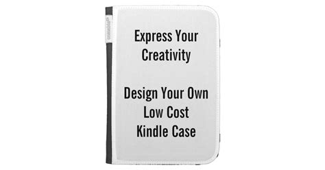 create your own kindle 3g case zazzle