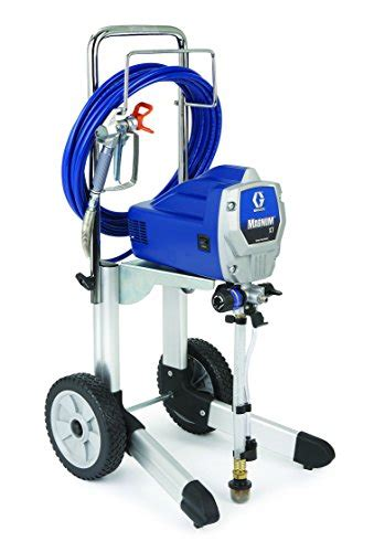 home depot graco magnum x7 airless paint sprayer graco magnum 262805 x7 hiboy cart airless paint sprayer