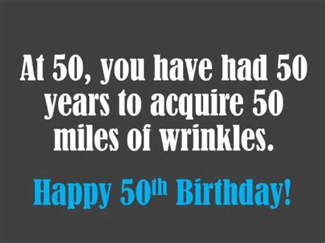My 50th Birthday Quotes Funny 50th Birthday Quotes For Dad Image Quotes At