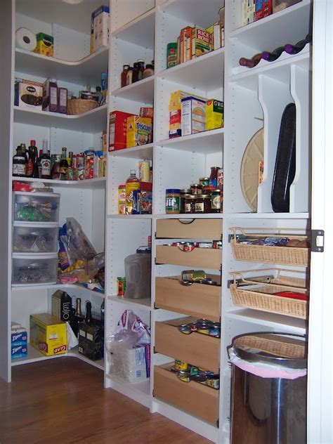 Kitchen Organization Ideas Pinterest Pantry Storage Ideas Pinterest