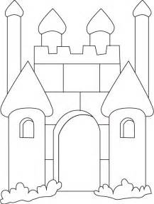 castle coloring pages free princess castle coloring pages
