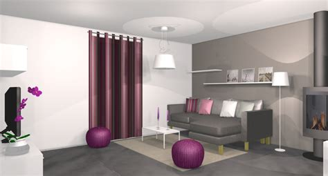Decoration Interieur Salon Sejour