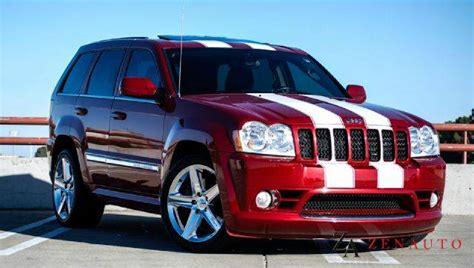 2006 jeep grand custom 2006 jeep grand srt 8 srt8 custom awd in