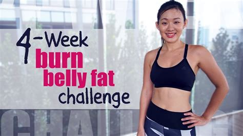 burn belly challenge 4 week burn belly challenge joanna soh