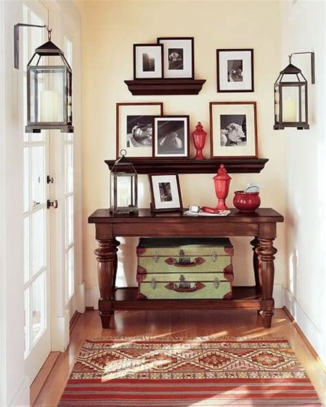 Hallway Table Decor Hallway Decor Ideas Upstairs Finding A Spot