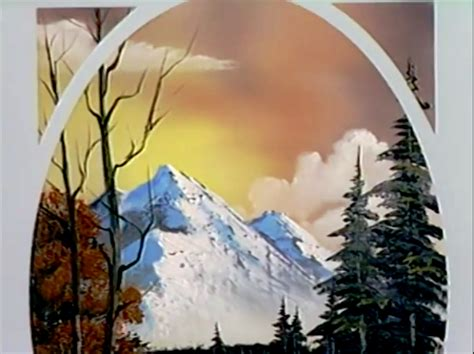 bob ross painting nsb season 11 of the of painting with bob ross