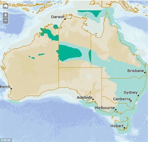 aussies to be drenched after driest winter in 159 years