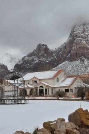zion canyon bed and breakfast zion canyon bed and breakfast 스프링데일 호텔 리뷰 가격 비교