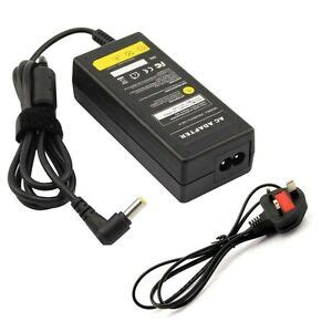 for acer aspire e15 laptop charger adapter power supply ebay