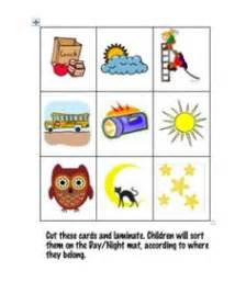 1000 images about day amp night on pinterest worksheets