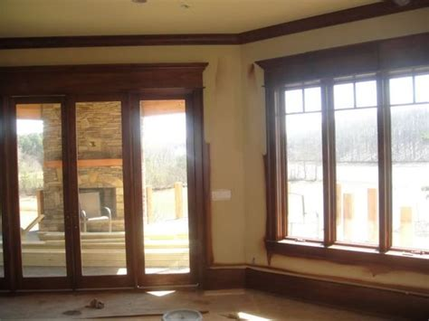 interior window trim re blotchy pine interior window stain by contractor ideas for the