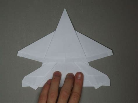 Origami With 8 5 X11 Paper - 8 5 x 11 origami how to fold an origami f 16 plane 18