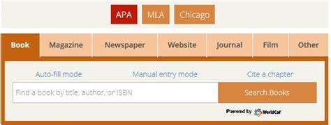 apa format generator for websites apa citation generator or reference generator tools