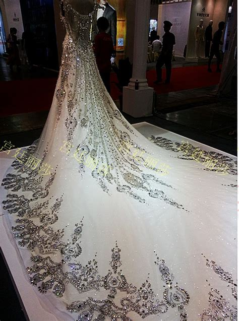 Plus Size Lace Wedding Dresses With Cathedral by Bridal Gowns With Cathedral Trains Wedding Dresses In