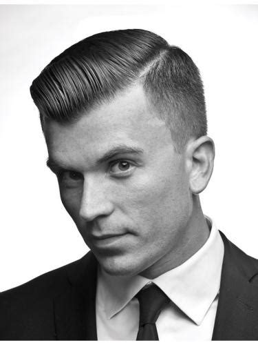 conservative mens hairstyles a more conservative take on the undercut with a finely
