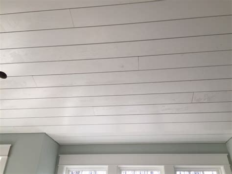 Mdf Shiplap Paneling What Are They Using To Do Shiplap Like This