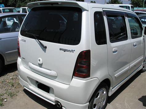 1999 suzuki wagon r plus for sale