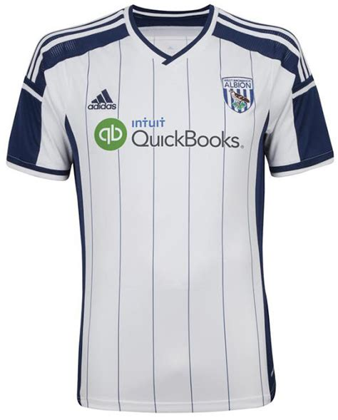 west bromwich albion unveil controversial home shirt for
