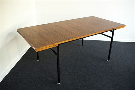 dining table by alain richard for meubles tv 1950s for