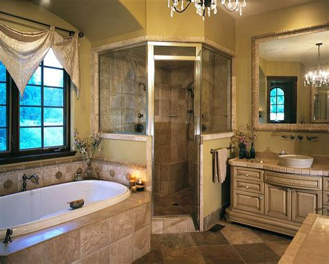 master bathroom shower designs 12 amazing master bathrooms designs corner