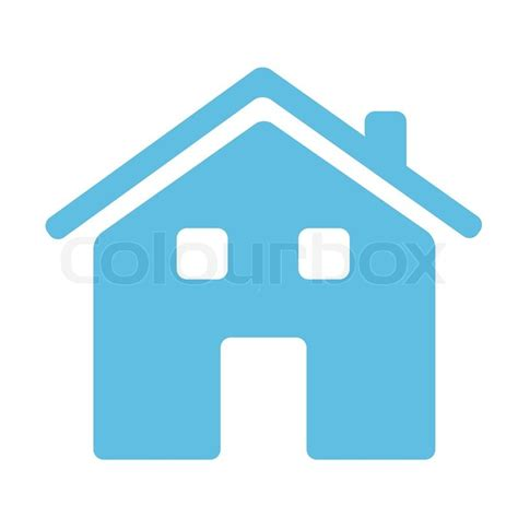Small House House Plans by Simple Silhouette Icon Button Illustration Made In Vector