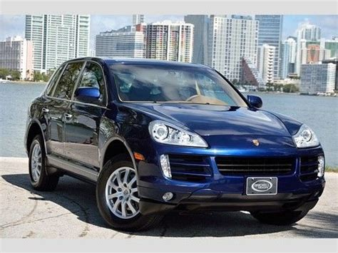 purchase used 2010 porsche cayenne automatic 4 door suv in
