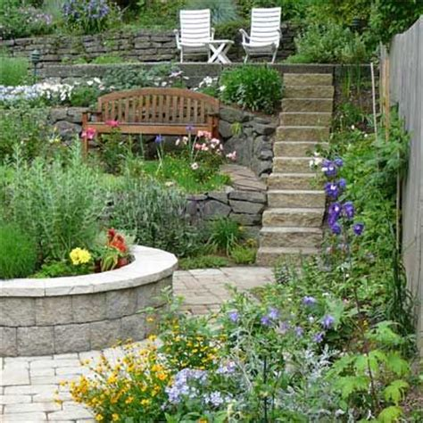 20 best images about tiered gardens on pinterest terraced garden gardens and raised beds