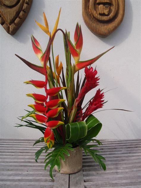 images of flower arrangements 25 best ideas about tropical flower arrangements on