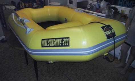 inflatable boats with outboard 2 inflatable boats with outboard motors for sale in
