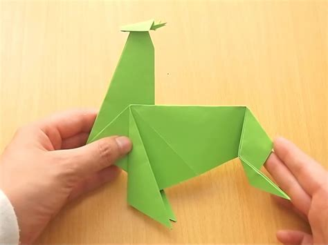 wikihow origami how to make an origami reindeer with pictures wikihow
