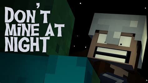 minecraft song quot don t mine at night quot a minecraft parody of katy perry s