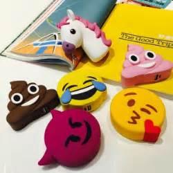 Emoji power bank wholesale 2600mah cute emoji power bank