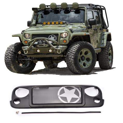 jeep front grill popular jeep wrangler grille buy cheap jeep wrangler