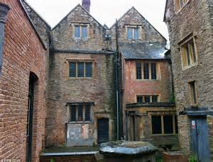 tudor building the bargain basement mansion historic house which has