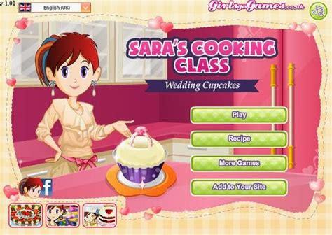games membuat kue ulang tahun sara permainan memasak membuat cupcake wedding permainan